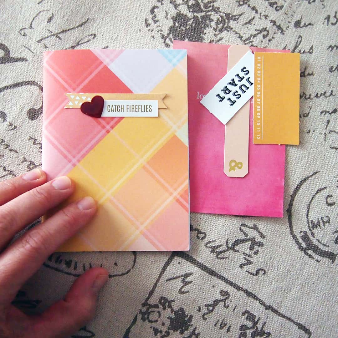 pocket traveler's notebook insert