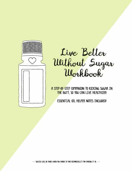 Live Better Without Sugar Workbook