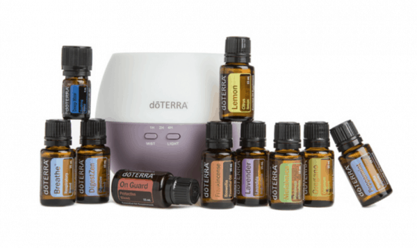 Home Essentials Kit // www.tortagialla.com/essential-oils