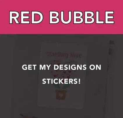 stickerson redbubble