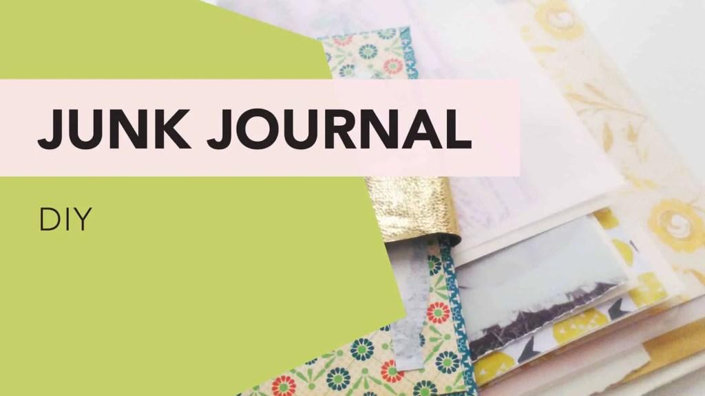 Make a Junk Journal