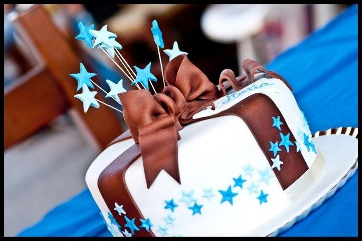 Torte Per Compleanno In Pasta Di Zucchero Le Torte Di Giada