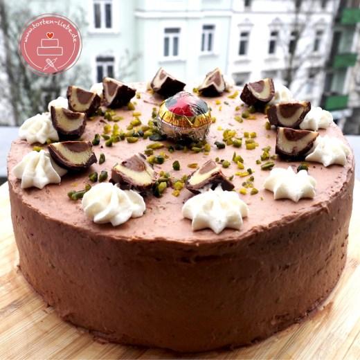Mozartkugel-Torte