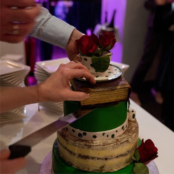 Hochzeitstorten Die Torte Fur Den Besonderen Tag Torten Liebe