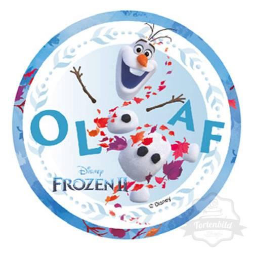 frozen2_die_eiskoenigin_olaf_Tortenbild