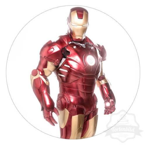 Ironman Tortenbild