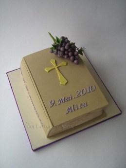 Closed Book Cake