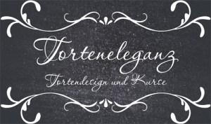 Torteneleganz Logo Tortendesign und Kurse 2015 Format 500x295