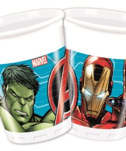 avengers becher party cup