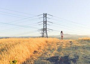 power lines-infrastructure