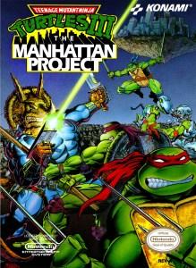 1991 The Manhattan Prject