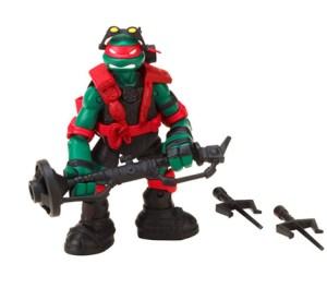 Figurine Stealth Tech Raphael 2014
