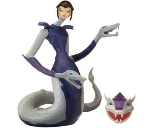Karai Serpent Figurine 2015