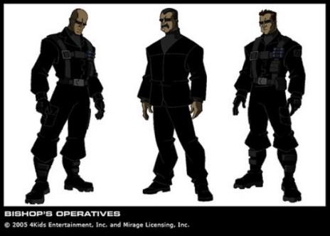 Bishop's operatives 2 (BTTS) 2k3S4E8