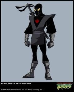 Foot ninja with sword 2k3 S1E17-18