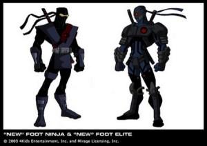 New Foot Ninja & New Foot Elite 2k3S4E15