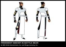 President Bishop in battle gear (BTTS) 2k3