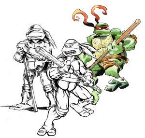 Donatello (Mirage Comics)