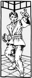 Hamato Yoshi Comics Mirage