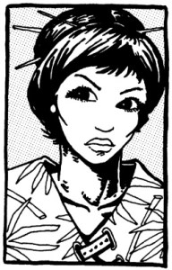 Tang Shen comics Mirage