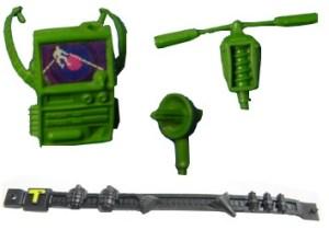 Accessoires Metalhead 1989