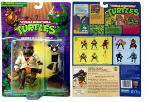 Blister 3 Don the undercover turtle 1990