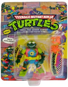 Blister Mike the sewer Surfer 1990 1