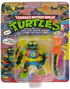Blister Mike the sewer Surfer 1990 3