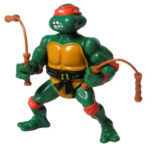 Figurine Michaelangelo 1988 3