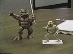 Premiers prototypes janvier 1987