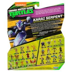 Blister Figurine Serpent Karai 2015 2