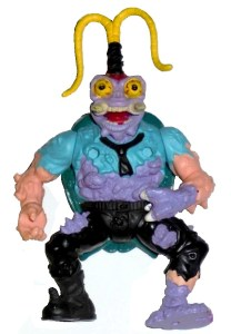 Figurine Scumbug black boot 1990