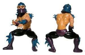 Figurine Shredder 1988 2