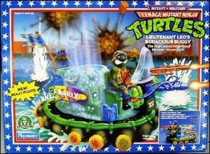 Véhicule Leo's Bodacious Buggy 1992