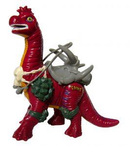 Figurine Cave Bebop Brontosaurus Tortues Ninja TMN T