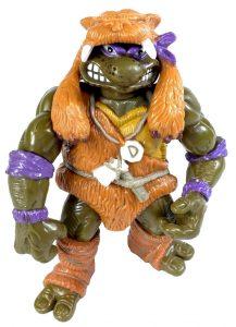 Figurine Cave Turtle Don Tortues Ninja TMNT