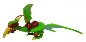 Figurine Cave Turtle Pterodactyl 1993 Tortues Ninja TMNT
