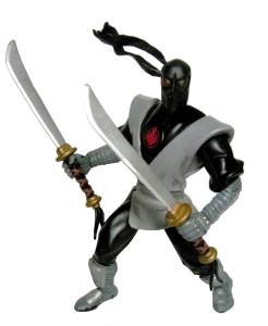Figurine Foot Soldier normal 2002 Tortues Ninja TMNT