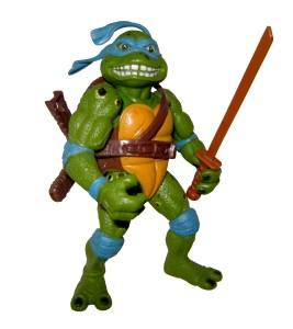 Figurine Leonardo Movie Star 1992 Tortues Ninja TMNT
