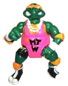 Accessoires Shell Slammin' Mike 1991 Tortues Ninja TMNT