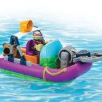 HSH Véhicule Bathtime Dive boat Diver Donnie 2015 Tortues Ninja TMNT 2