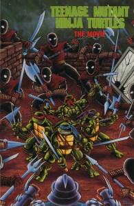 Tortues Ninja TMNT Affiche film 1990