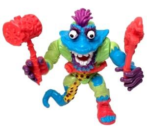 Tortues Ninja TMNT Figurine Wyrm 1992