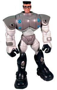 Figurine Baxter Robot 1 2006 Tortues Ninja TMNT