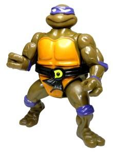 Figurine Head Droppin' Don 1991 Tortues Ninja TMNT