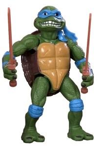 Figurine Leonardo Movie Star 1992 réédition 2015 pack 8 Tortues Ninja TMNT