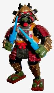 Figurine Movie III Samurai Raph 1993 Tortues Ninja TMNT