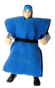 Figurine Samurai Rebel Soldier 1 1993 Tortues Ninja TMNT