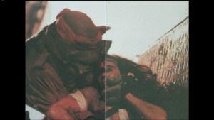 Film Tortues Ninja TMNT 1990 Scène coupée Raphael Casey Jones