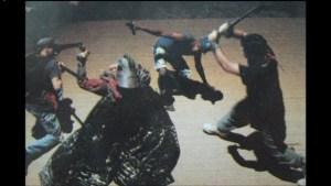 Film Tortues Ninja TMNT 1990 Scène coupée Shredder jeunes